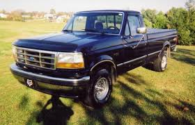 1994 ford f150 6 cylinder racerdude8 1994 ford f150 regular cab specs photos modification