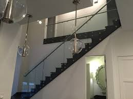 Stainless Steel Handrails For Stairs Oak Valley Project Glass Railings And Stainless Steel Handrail