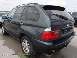 used bmw x5 3 0i parts for sale