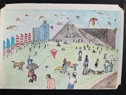 hermann park kite festival u2013 physician artist