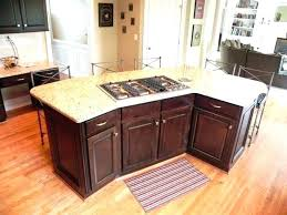 kitchen island with cooktop kitchen islands with stove kitchen island range installation
