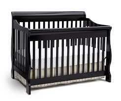 Black Convertible Crib Delta Children Canton 4 In 1 Convertible Crib Black
