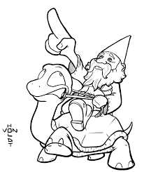 gnome doodle a day