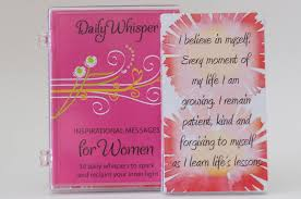 review daily whisper s inspirational cards for all ages moments