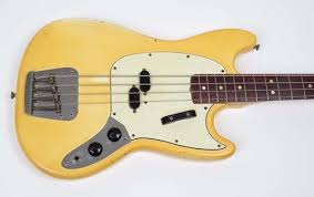 67 mustang fender 1967 fender mustang bass olympic white guitars bass nationwide