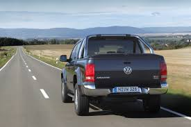 volkswagen truck volkswagen to begin production of amarok pickup truck in germany
