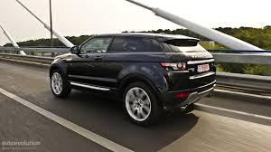 burgundy range rover 2016 range rover evoque coupe review autoevolution