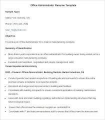 Best Network Administrator Resume by Administration Resume Template U2013 24 Free Samples Examples