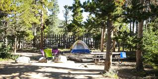 longs longs peak campground outdoor project