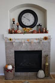 mantle decor kathe with an e fall mantle decor