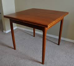 Mid Century Modern Dining Table Mid Century Modern Expandable Dining Table Gallery Including