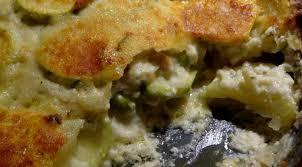cuisiner la courgette gratin de courgettes et pommes de terre boureki crête