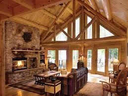 Interior Designs Breathtaking Log Cabin Homes Interior For Bedroom - Log cabin interior design ideas