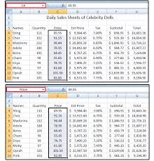 excel pro tips how to create define and use named ranges pcworld