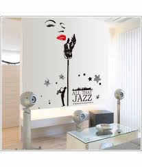 oren empower all that jazz large wall sticker for home decoration