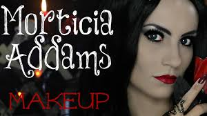 Youtube Halloween Makeup by Morticia Addams Halloween Makeup Tutorial Angela Lanter Youtube