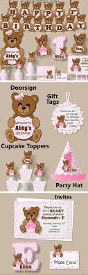 teddy decorations best 25 teddy centerpieces ideas on baby shower