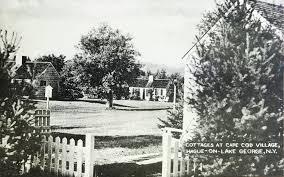 history cape cod village club