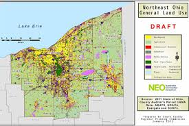 new map helps compare sprawl region like cleveland to growth
