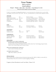 how to write acting resume dance resume example home care coordinator sample resume dance resume template health symptoms and curecom example dance resume sample acting resume template 13 actors