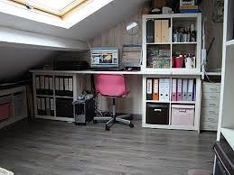 bureau sous pente résultat de recherche d images pour bureau sous pente etagères