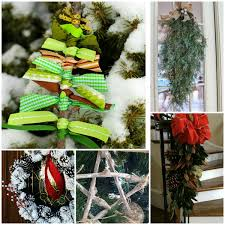 Natural Christmas Decorations Natural Christmas Decor Ideas Aka Free Christmas Decorations