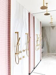 Pink Tile The Ensuite Pink Tiles Minimalist Fashion And Minimalist