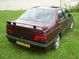 peugeot 405 t16 top 10 french cars