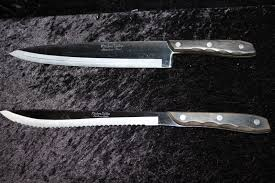 Vintage Kitchen Knives by Vintage Kitchen Delight Stainless Steel Knives Japan U2022 14 99