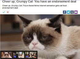 Frown Cat Meme - image 609907 grumpy cat know your meme