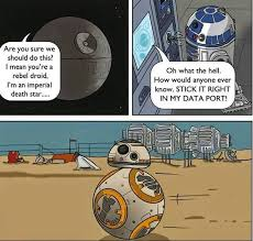 R2d2 Meme - how bb 8 came to be star wars know your meme