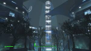 Fallout 3 Bobblehead Locations Map by The Institute Location Fallout 4 Wiki