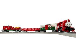 special offer santa u0027s helper christmas lionchief train set