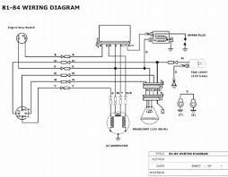 motorcycle electrical system components sound wiring diagram