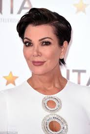 kris jenner hair 2015 kris jenner brings hollywood glamour to the ntas daily mail online