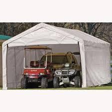 Garage Awning Kit Portable Garages U0026 Canopies Rv Garage Rv Canopy Camping World