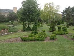 Columbus Topiary Garden - deaf park topiary garden columbus ohio image