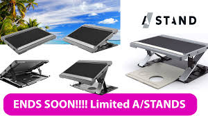 Auto Laptop Desk by A Stand The Ultimate Lap Desk Case Tray Stand By Norman A