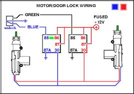 universal power window wiring diagram power window electrical