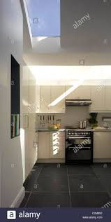modern kitchen london number forty and a half london modern kitchen stock photo