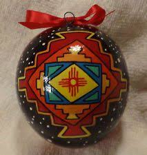 soft flannel mexican christmas ornaments decorated christmas