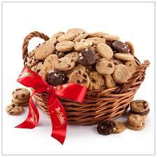 cookie basket mrs fields cookie baskets