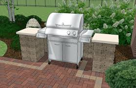 12 X 12 Pergola by Patio Bbq Grill Designs Backyard Brick Patio Design With 12 X 12