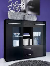 Led Beleuchtung Wohnzimmerschrank Wohnzimmer Schwarz Hochglanz Alle Ideen Für Ihr Haus Design Und