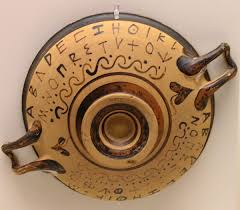 history of the greek alphabet wikipedia
