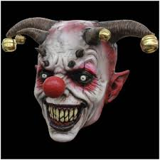 scariest masks scary clown masks clowns costumes for sale uk stock