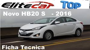 Conhecido HB20S -2016 Sedan Totalmente Reestilizado - Avaliaç - YouTube @AT99