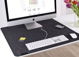 Plastic Desk Cover Protector Stylish Furniture And Accessories That Give Felt A Trendy Look
