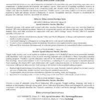 Sample Job Application Letter For Teaching