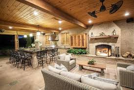 Backyard Kitchen Construction And Outdoor Grill Store U2013 Just by Outdoor Kitchen Contractor Interior Design